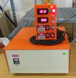High Current Rectifier for Electrocoagulation Anodizing HY40200RX 40V 200A wth Reverse Polarity